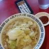 元祖タンメン屋  - 料理写真:タンメン+野菜増量+三辛味噌