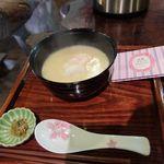 甘酒茶屋 - 唐芋汁粉