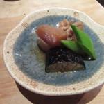 48935498 - お通し「大根の煮物」(2016/3)