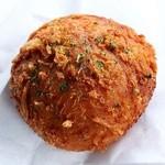 サフラン  - 料理写真:カレーパン