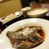 そば処 日本橋 - 料理写真:真かれい煮付け(日替わり定食