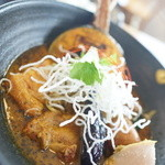 Spice&mill - 角煮カレー