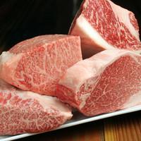 とことん肉の質にこだわっています。