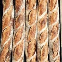 自家製の天然酵母自然派パン