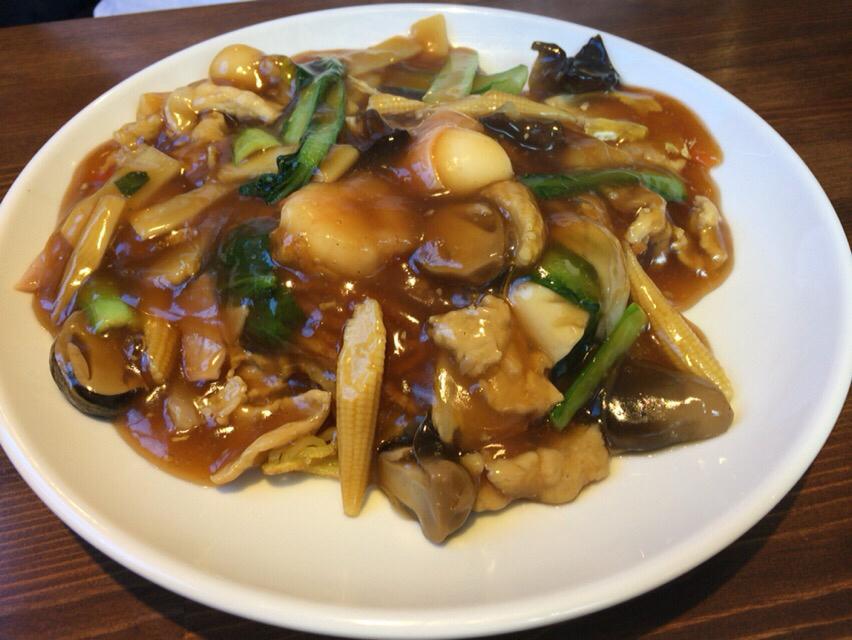 中華レストラン 杏梨