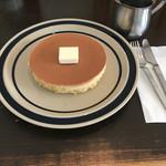 喫茶 月森 - ホットケーキ1枚  税込400円