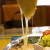 アスカ - 料理写真:チーズナン