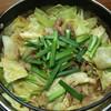 山びこ - 料理写真:鶏ちゃん焼 結構ニラの中にトリちゃんがNICE