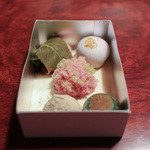 嘯月 - 3月の和菓子☆