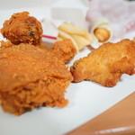 ケンタッキーフライドチキン - 料理写真:フライパラダイス