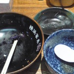 横浜家系 侍 - 侍 空き椀