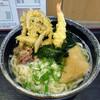 麺工房桃 - 料理写真:「五目うどん(大盛)」600円