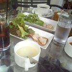 シルク - サラダ&スープ