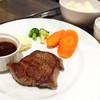 ニューヨーク ステーキ ファクトリー - 料理写真:テンダーロイン(フィレ)120g✩︎⡱