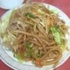 中華珍満 - 料理写真:やきそば