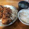 亜珈里 - 料理写真:ザンギ定食