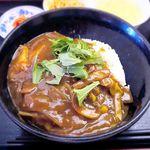 中華酒膳 幸龍 - 日替わり定食 ※2016.3.25 幸龍特製カレー丼