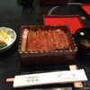 花菱 - 料理写真:鰻重 中 3300円税別