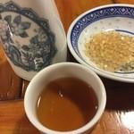 中国ラーメン揚州商人 - 老酒(ザラメ付)