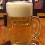 中国ラーメン揚州商人 - ビール