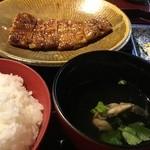 田舎庵 小倉本店 - 蒲焼き