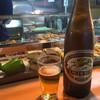 くし楽 - ドリンク写真:瓶ビール600円