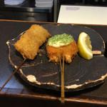 壺天 - 椎茸と牛肉