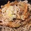 そば処新宿 - 料理写真:かき揚げそば。