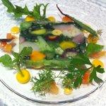 アーティショー - 13種の鎌倉野菜のプレッセ モザイク模様仕立て
