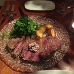 クラゲストア - 牛肉のステーキ