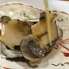 ふじ木 - 料理写真:とても美味しいにあわび