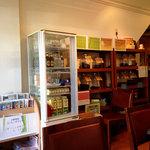 小野珈琲 - 店内の雰囲気