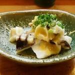 よこ瀬鮨 - イカゲソ(おまかせコース4,500円)