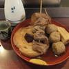 おでん処じゅんちゃん - 料理写真:おでん盛り合わせ(2016年3月)