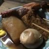 たこ松 - 料理写真:おでん、大根とタコ