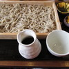 手打蕎麦 地鶏料理 花火 - 料理写真:板そば1000円。