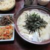 山一屋 - 料理写真:かまあげうどん(¥1,080)