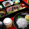 レストランかつお船 - 料理写真: