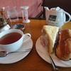 マッターホーン - 料理写真:紅茶と