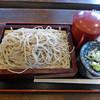 若松屋 - 料理写真:もりそば(550円)_2016-03-22