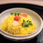 京懐石 吉泉 - ちらし寿司