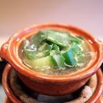 京懐石 吉泉 - ねぎま鍋がすごく美味しい