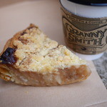 GRANNY SMITH APPLE PIE & COFFEE  - 世田谷公園にて