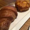 箱根ベーカリー - 料理写真:クロワッサンとカリカリカレーパン