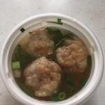 たこ焼 道 - 料理写真:だしタコ