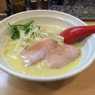 らーめん 桑嶋 - 料理写真:鶏骨塩ラーメン