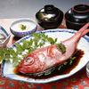 萬望亭 - 料理写真:金目鯛の煮付定食