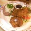 洋食の店 ぺいざん - 料理写真:いちおしセットアップ