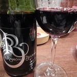 グッドミート・バル - スペイン赤ワイン・テンプラニーニョ\3600