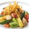 南国酒家 - 料理写真:[4/1~春季限定]蒸し鶏とチャーシューのサラダ